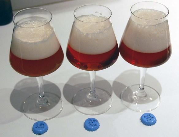 le tre birre